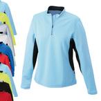 James & Nicholson - Damen Langarm Laufshirt 'Ladies Running Shirt'