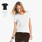 B&C - V-Neck T-Shirt 'Watch'