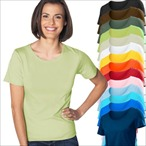 Hanes - Lady T-Shirt 'Elegance Top-T'
