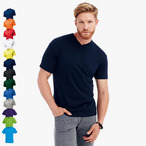 Stedman - T-Shirt mit V-Ausschnitt