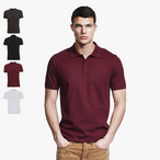 Continental - Men's Jersey Polo-T-Shirt