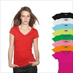 Sols - Ladies V-Neck-T-Shirt 'Moon'