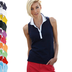 James & Nicholson - Ladies' Elastic Polo