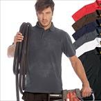 B&C - Workwear Poloshirt mit Tasche 'Skill Pro'