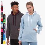 Just Hoods - Unisex Varsity Hoodie