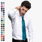 Premier - Satin Krawatte 'Colours'