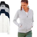 Fruit of the Loom - Premium Lady-Fit Jacke 'Sweat Jacket'