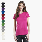 EarthPositive - Women's Organic Slim-Fit T-Shirt
