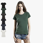EarthPositive - Women's Organic Vintage Washed T-Shirt