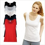 Fruit of the Loom - Lady-Fit Tanktop 'Valueweight Vest'