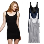 Bella - Jersey Tank Dress