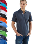James & Nicholson - Plain Poloshirt