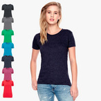 Salvage - Damen Slimfit T-Shirt - 100% Recycled