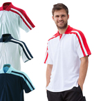 Finden+Hales - Men's Racing Poloshirt