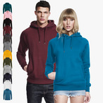 Continental - Unisex Hoodie With Side Pockets