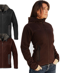 Stormtech - Womens Bonded Fleece Full Zip Hoody