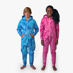 Colortone - Kinder Jumpsuit 'Spider'