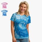 Colortone - Damen Batik Shirt 'Sublimate Spider'