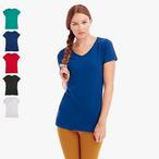 Stedman - Damen - V-Neck T-Shirt 'Sharon'