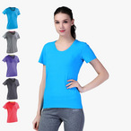 Spiro - Damen Fitness T-Shirt