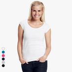 Neutral - Damen Roundneck T-Shirt