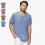 Stedman - Meliertes Oversized T-Shirt 'David'