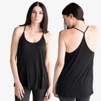 Mantis -Damen Tencel Top 'Black Label'