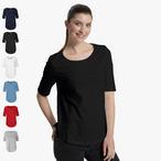 Neutral - Damen Halbarm Shirt