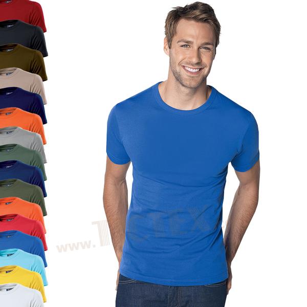 HANES-SlimFit-T-Shirt-Fit-T-Shirts-TShirt-S-M-L-XL-XXL-NEU