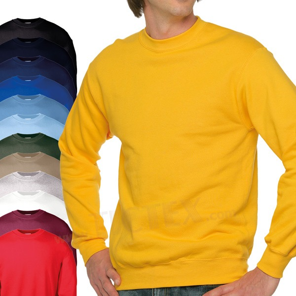 FRUIT-OF-THE-LOOM-Sweatshirt-Sweatshirts-Gr-S-3XL