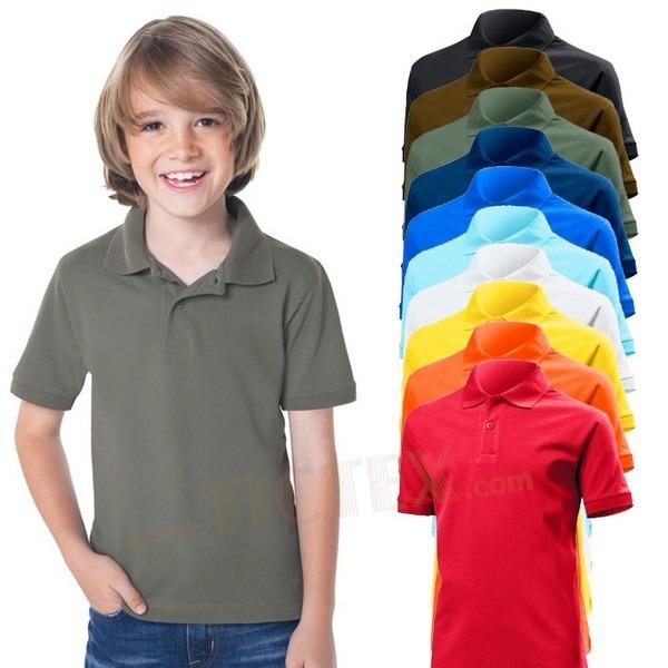 hanes kids polo shirt 39 junior top polo 39. Black Bedroom Furniture Sets. Home Design Ideas