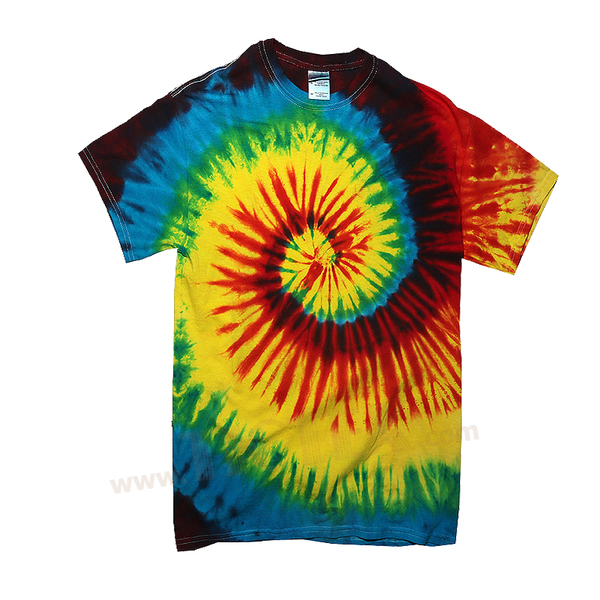 tie dye eu rainbow batik t shirt. Black Bedroom Furniture Sets. Home Design Ideas