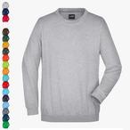 James & Nicholson - Unisex Pullover - bis 5XL