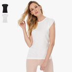 B&C - Damen Vintage T-Shirt 'Too Chic Women'