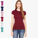 Bella+Canvas - leichtes Damen T-Shirt 'Kimberley'