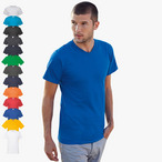 Fruit of the Loom - T-Shirt 'Valueweight V-Neck T'