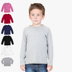 Mantis Kids - Raglan T-Shirt Langarm 'HM46'