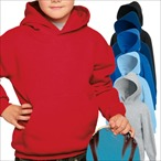 Fruit of the Loom - Kinder Kapuzen-Sweatshirt 'Premium'