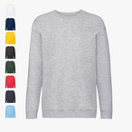 Fruit of the Loom - Premium Kinder-Sweatshirt 'Kids Set-in Sweat'