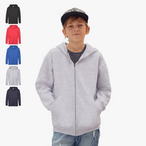 Fruit of the Loom - Kinder Kapuzen-Sweatjacke 'Premium'