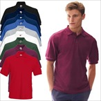 Fruit of the Loom - Heavy Piqué Poloshirt 'Heavy 65/35 Polo'