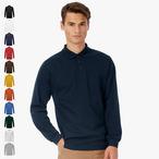 B&C - Longsleeve Poloshirt 'Safran LS'