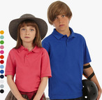 B&C - Kinder Poloshirt 'Safran Kids'