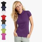 B&C - Ladies Poloshirt 'Heavymill'