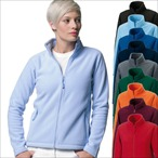 Russell - Ladies Full Zip Fleecejacke