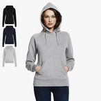 Continental - Women's Hooded Sweatshirt