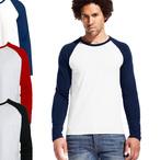 Promodoro - Baseball Shirt Heavy Jersey