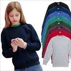 Fruit of the Loom - Premium Kinder-Sweatshirt 'Kids Raglan Sweat'