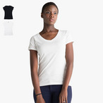 Mantis - Womens Scoop V-Neck T-Shirt