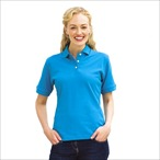Henbury - Ladies Piqué Polo Shirt